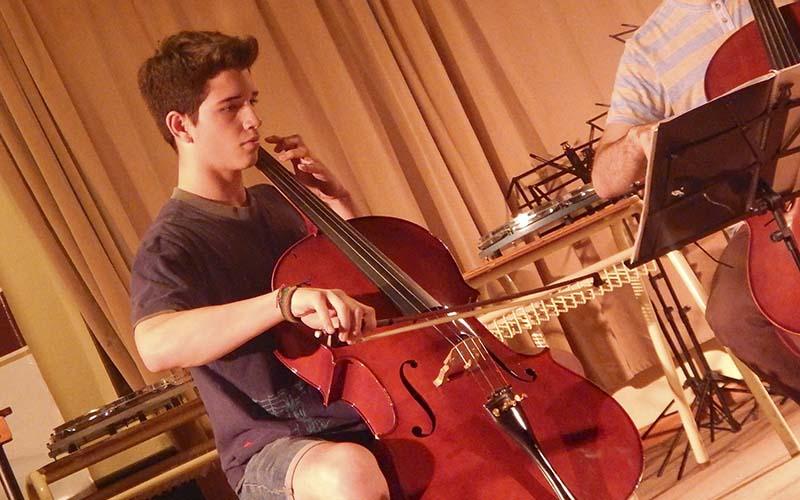 Colegio Maestro Diehl - Niños Músicos de Córdoba